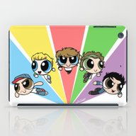 Powerpuff!Direction iPad Case