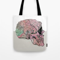 Life In Cycles Tote Bag