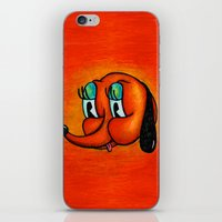 La Pechita iPhone & iPod Skin