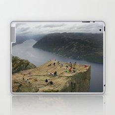 Preikestolen, Norway (2) Laptop & iPad Skin