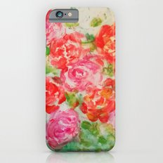 Forever Roses Slim Case iPhone 6s