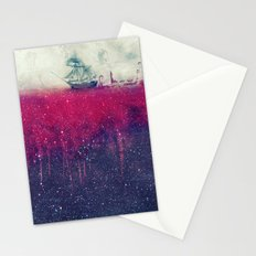 Sailing in dreams II Stationery Cards