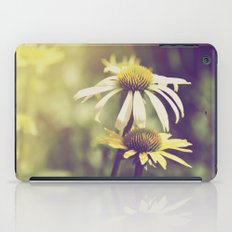 Sunshine flowers iPad Case