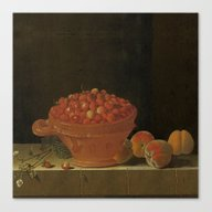 Canvas Print featuring Five A Day by Anipani