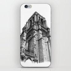 Notredame Paris iPhone & iPod Skin