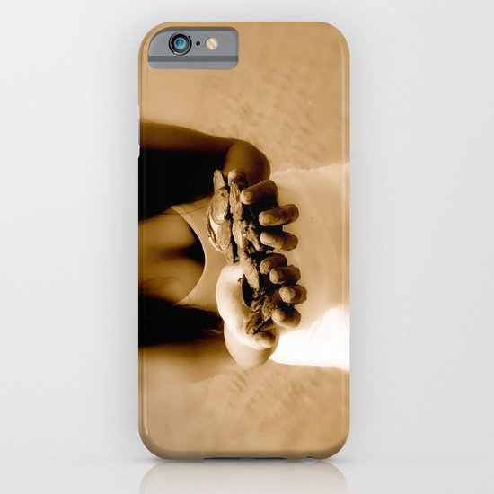 The world is my oyster iPhone & iPod Case