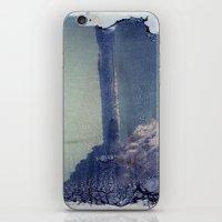 Lake Russell Polaroid Transfer iPhone & iPod Skin