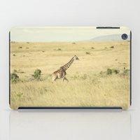 journey::kenya iPad Case