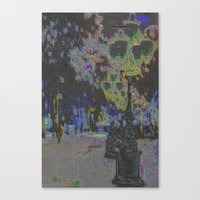 For If One Sense Falters… Canvas Print
