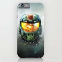 iPhone Cases featuring Halo by Joe Roberts
