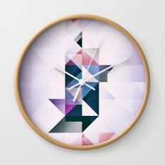 thlysh Wall Clock