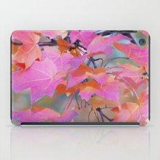 Autumn Rainbow Colors iPad Case