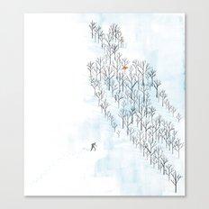 The Long Shot pt. 1 Canvas Print