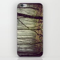 Out In The Woods Today iPhone & iPod Skin