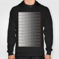 Pattern #6 Greyscale Hoody