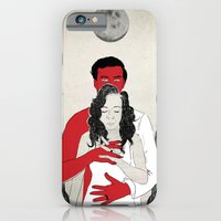 iPhone & iPod Case featuring say yes by Estelle F