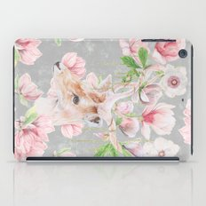 Deer Head & Magnolia's  iPad Case
