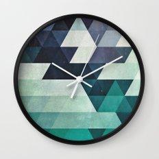 aqww hyx Wall Clock