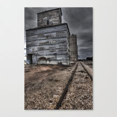 The Tracks Of My Tears Canvas Print