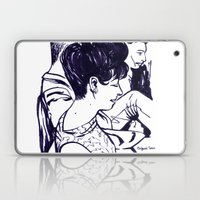 Lady In Waiting.  Laptop & iPad Skin