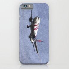 Delta Airlines Boeing 767 Art iPhone 6 Slim Case