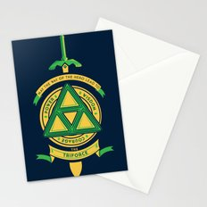 May the way of the hero lead to: Stationery Cards