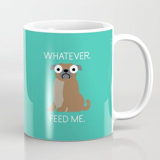 The Pugly Truth Mug