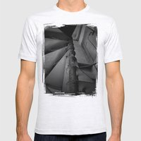 Old Factory 4 Mens Fitted Tee Ash Grey SMALL
