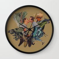 For Everything Unwritten Wall Clock