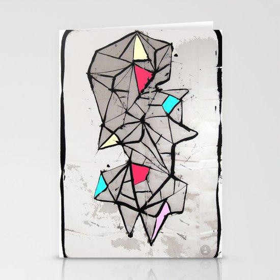Diamante Stationery Card