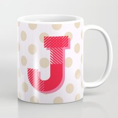J is for Joy Mug