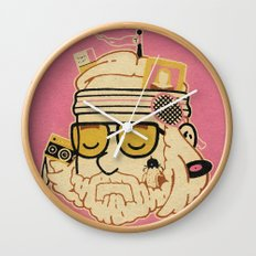 The Baumer Wall Clock