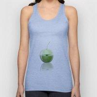 Apple Juice Unisex Tank Top