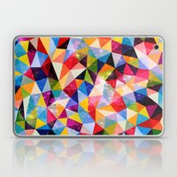 Space Shapes Laptop & iPad Skin