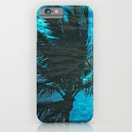 Swimming Palm iPhone 6 Slim Case
