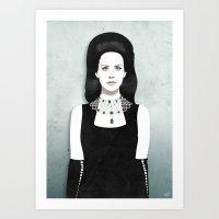 Dark Paradise | LDR VI Art Print
