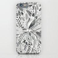 Botanic Pattern iPhone 6 Slim Case