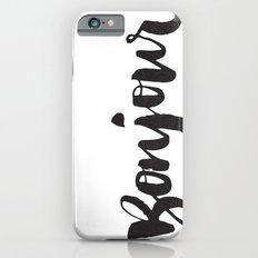Bonjour iPhone 6 Slim Case