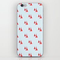 Sails iPhone & iPod Skin