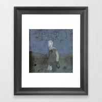 Things To Come Framed Art Print