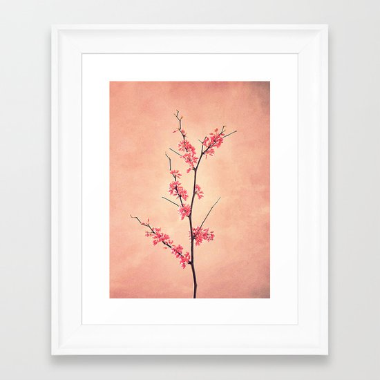 The Passion of Pink Framed Art Print