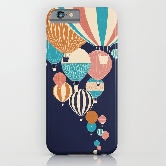 Balloons iPhone & iPod Case