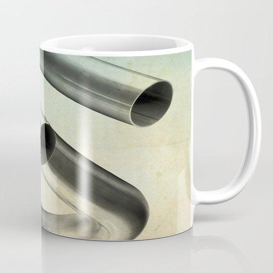 impossible tubes Mug