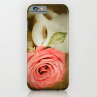 "iPhone Cases featuring ""The Rose"" by Donna M Condida"