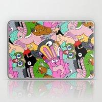 Turkey Hand pattern Laptop & iPad Skin