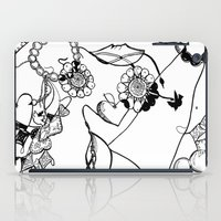 Jewelry Box iPad Case