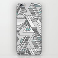 Penrose Manifold iPhone & iPod Skin