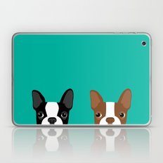 Boston Terriers Laptop & iPad Skin