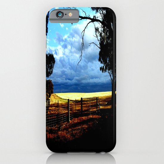 Gateway to a Storm  iPhone & iPod Case