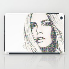 Cara Delevigne iPad Case